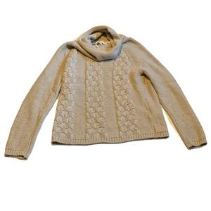 See by Chloe Tan Sweater - Women's Size Small